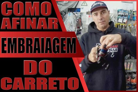 Como afinar a embraiagem do carreto!!