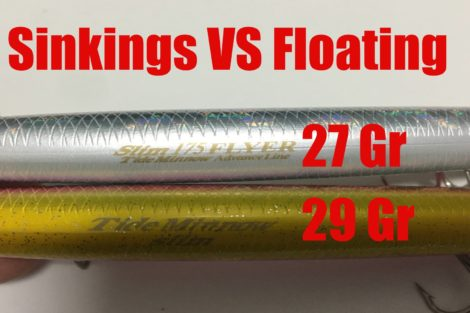 Sinkings VS Floating