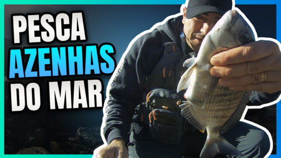 Pesca na Azenhas do mar!